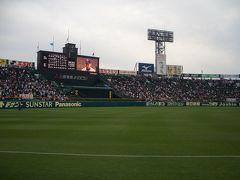 [野球]楽天vsオリックス@阪神甲子園球場(2011.04.17)