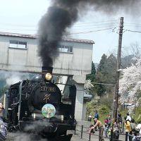 2010 MAY 森と水とロマンの鉄道 SLばんえつ物語 (下)津川駅