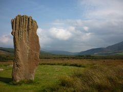 2010年夏 スコットランド再訪 3 アラン島の遺跡群マクリームーア