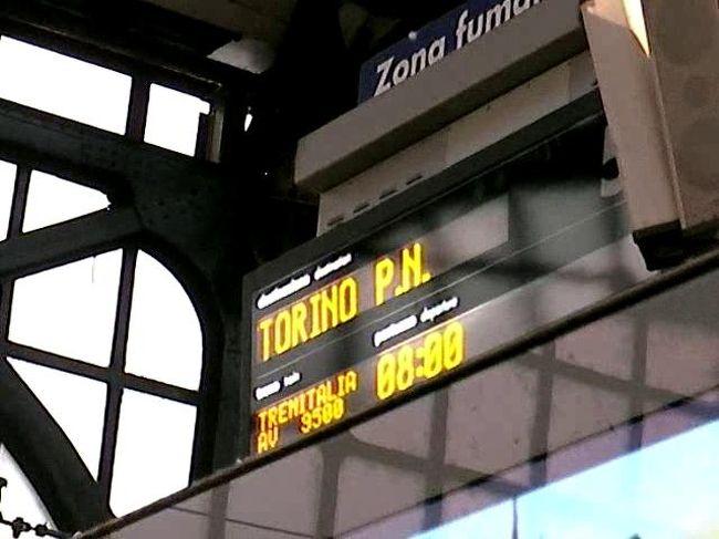 初の北イタリア。<br />ミラノに泊まりつつ、TGVでトリノに日帰り旅行。<br />とろっとろのジャンドゥーヤを楽しみました。<br />チョコ好きさんにはたまらない街!