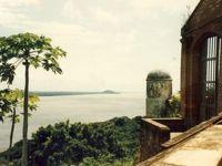 ベネズエラ・オリノコ川の古城・Castillo Guayana