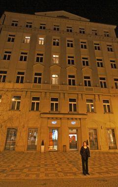 中欧3都市周遊の旅プラハ(1)アエロフロート航空でモスクワ経由でプラハに入り、中央駅前の987デザインホテルに滞在する。