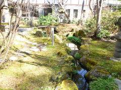 春の上林温泉と地獄谷の旅♪ Vol5(2日目午前):優雅なホテル「仙壽閣」の朝食と美しい庭園♪
