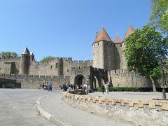 フランスの旅(2)・・ワイン貿易で栄えたボルドーと中世の城塞都市カルカッソンヌを訪ねて