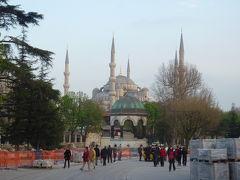 2011GWはトルコ&ブラジル10日間の旅(1)トルコ航空ビジネスクラスでイスタンブールへ