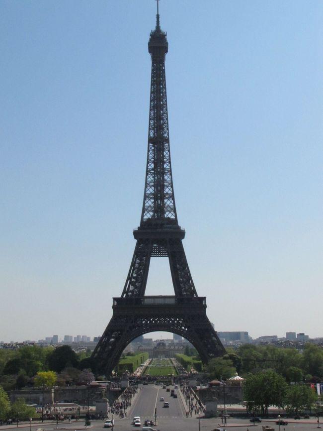 フランスの旅(5)・・華の都パリを訪ねて