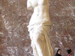 フランスの旅(6)・・美の殿堂ルーブル美術館と印象派の殿堂オルセー美術館を訪ねて