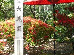 2010 APR 六義園:ツツジを見に名庭園へ