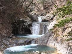 奥秩父の秘境:西沢渓谷