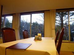 春の嬬恋村♪ Vol4 高原のリゾートホテル「ダイアモンド」でディナー♪