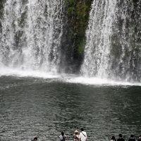 Solitary Journey [895] 「東洋のナイアガラ」と呼ばれる原尻の滝~想い出さがして <中~北九州ひとり旅>大分県豊後大野市