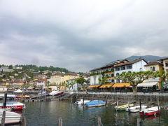 スイスの南国! 魅惑のティチーノ旅♪ Vol7(第2日目午前) アスコーナ マッジョーレ湖の可愛い街♪