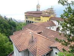 スイスの南国! 魅惑のティチーノ旅♪ Vol9(第2日目昼前) ロカルノ マドンナ・デル・サッソ教会♪