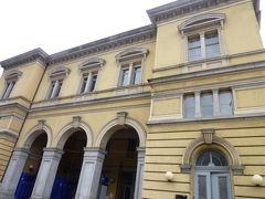 スイスの南国! 魅惑のティチーノ旅♪ Vol10(第2日目昼) ロカルノからベリンツォーナへ