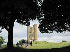 37》 夏。イギリスの旅 2日目。 コッツウォルズ・ブロードウェイ・タワー  2009/7/11