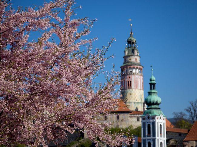 500年前の姿が残るチェスキー・クルムロフは、ヨーロッパの中でも最も美しい場所の一つと言われるメルヘンたっぷりの街でした。