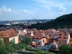 ヨーロッパ周遊4 プラハ(Contiki)