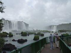 2011GWはトルコ&ブラジル10日間の旅(4)-1ブラジル側のイグアスの滝とマクコサファリ