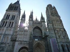 パリからルーアンへの日帰りトリップ(2011年5月旅行記)