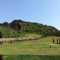 済州島旅行① ~1日目 東側の観光