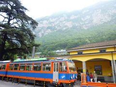 スイスの南国!魅惑のティチーノ旅♪ Vol25(第3日目午前) ルガノ ☆ジェネローゾ山への登山列車♪