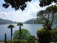 スイスの南国!魅惑のティチーノ旅♪ Vol29(第3日目午後) ルガノ ☆モルコーテの素晴らしいチェレール公園♪