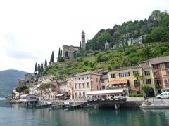スイスの南国!魅惑のティチーノ旅♪ Vol30(第3日目午後) ルガノ ☆モルコーテからルガノへ船の旅♪