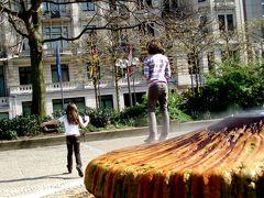 2008春 No.17 ☆シニア女ひとり旅 ヴィースバーデン、そして帰国日最大のピンチが…☆