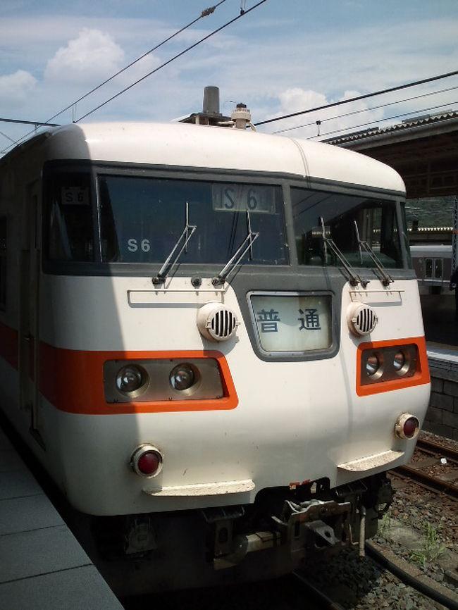 その2は7月28〜29日、神戸⇒名古屋⇒松本。<br />名古屋から翌日の松本まで雨模様。<br />電車の時間をしくじるアクシデントあり(笑