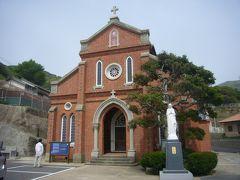 長崎五島列島・教会を巡る旅(その3)~上五島(中通島・若松島)①~