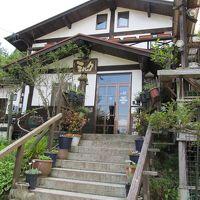 休日のランチ @長野県伊那市 「Country cafe Tepee」&「山荘ミルク」