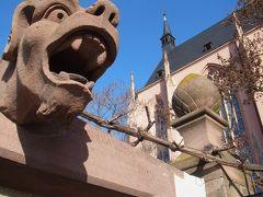 麗しの教会! その1、ゴシックの傑作、カタリーネン教会(オッペンハイム)