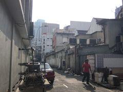 クアラルンプールでJalan Jalan