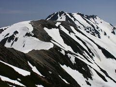 5月、立山。