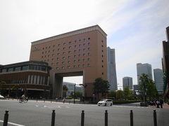 横浜・桜木町でのOB会