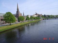 23年ぶりのスコットランド-4-インバネス、国際観光都市・B&B・パブ