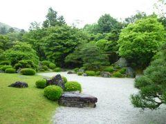 初夏の京都・祇園 グルメな旅♪ Vol8(第2日目午前) ☆五月雨の知恩院と美しい庭園♪