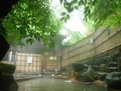 初夏の伊香保温泉♪ Vol3(第1日目午後) ☆新緑の美しい伊香保温泉露天風呂と河鹿橋♪