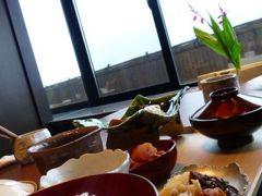 初夏の伊香保温泉♪ Vol6(第2日目朝~昼) ☆最高級旅館「詣暢楼」の朝食と石段街のお蕎麦♪