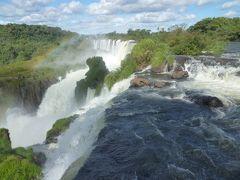 2011GWはトルコ&ブラジル10日間の旅(5)-2アルゼンチン側のイグアスの滝そして再びブラジルへ