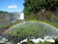2011GWはトルコ&ブラジル10日間の旅(5)-1ブラジルから国境越えてアルゼンチン側のイグアスの滝へ