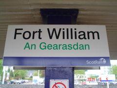 23年ぶりのスコットランド-6-フォートウイリアム、ハリーポッターファンの聖地