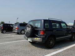 浜名湖サービスエリアに立ち寄りました