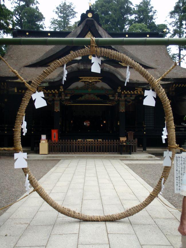 わたし、高校の部活で和弓を始めて以来、和弓にハマってます。<br />武の神様、香取神宮にお参りに行ってきました。