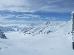 ユングフラウヨッホの氷河 No11