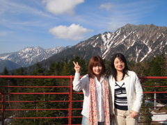 ミクと上高地と、時々、オカン。★:穂高ロープウェー&奥飛騨温泉郷
