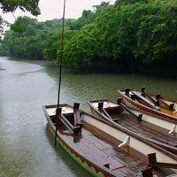 梅雨とは言え・大雨の柳川と船小屋温泉!