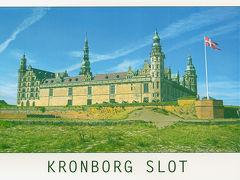 コペンハーゲンへ(クロンボー城、ローゼンボー離宮)