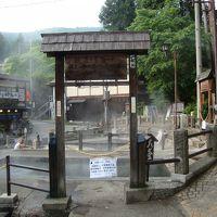 久しぶりの信州野沢温泉を散策する