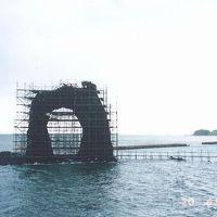 90年代の弾丸離島の旅1998.6  「1993年に津波の被害を受けた島」   ~奥尻島・北海道~